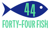 44 Fish – Catch Florida – Merchandise Logo