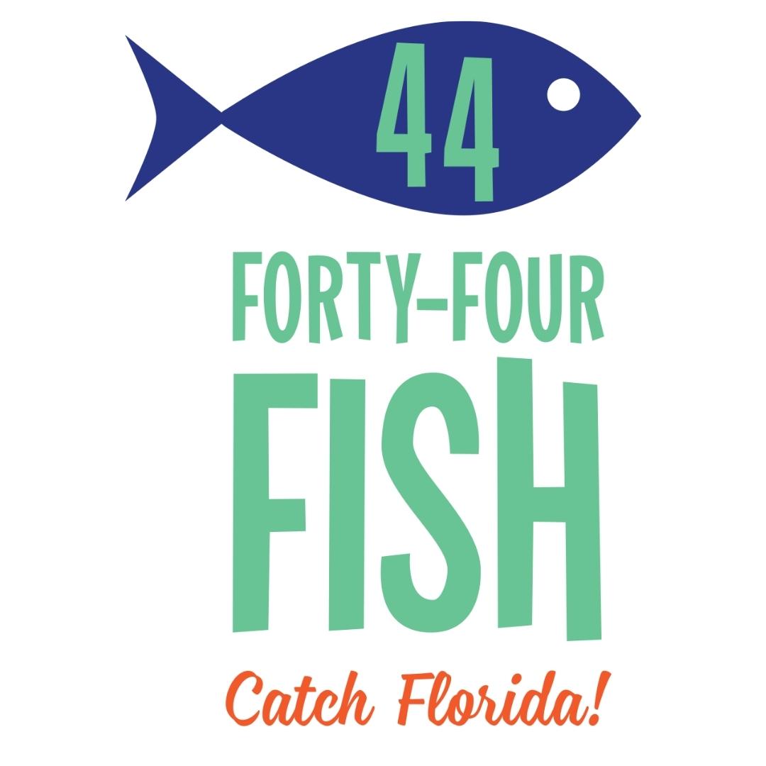 44 Fish Catch Florida
